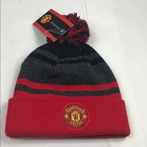 Manchester United Red Beanie Brand New